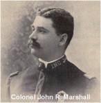 Col. John R. Marshall